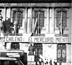 Resultado de imagen para la reforma universitaria chilena
